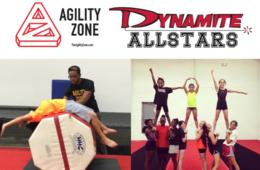 50% Off Superhero and Cheer Birthday Parties at Agility Zone - Gaithersburg!