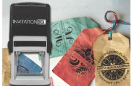$26 for Return Address Stamper from InvitationBox.com – Includes Shipping! (50% off)