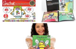 $20 for Your Child's Own Professionally Printed Comic Book - SHIPPING INCLUDED! ($36 Value - 45% Off)