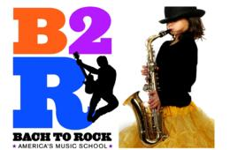 $88 for 4 30-Minute Private Music Lessons at Bach to Rock - Available at 6 Locations (50% off)