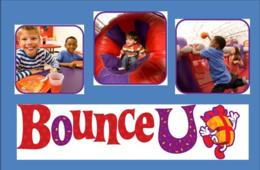 Bounce-U 5-Pass or Birthday Party - Includes Pizza! (Up to 50% Off!)