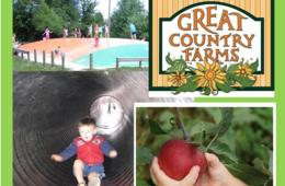 $5 for Weekday Great Country Farms Admission & APPLE PICKING - Good on Labor Day !!