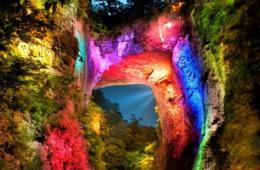 $119 for Natural Bridge Park & Historic Hotel 1-Night Family Getaway - Caverns, Rock Bridge, Hiking, Breakfast & More! ($207 Value - 43% Off)